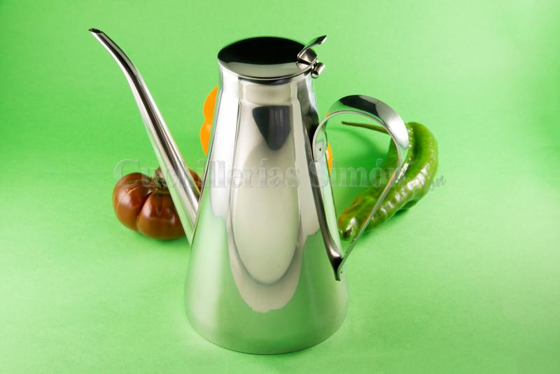 Aceitera acero inox 1 litro cuchiller a sim n selecci n for Articulos de menaje