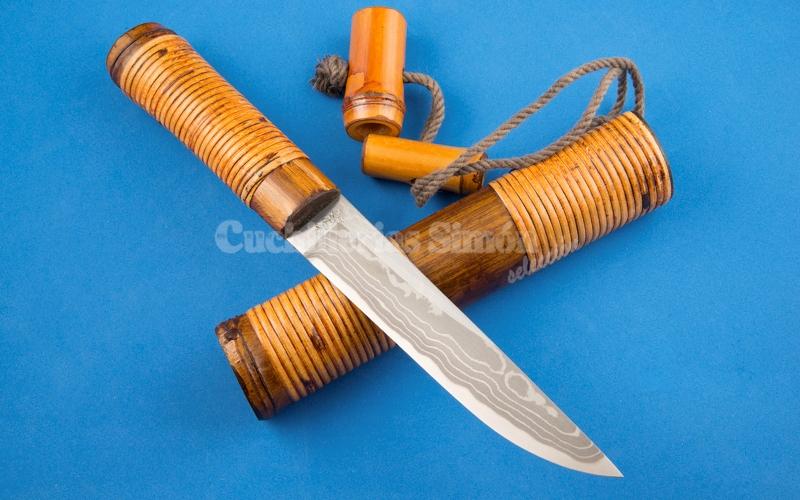 Cuchillo damast saji samurai cuchiller a sim n selecci n - Cuchillos y menaje ...