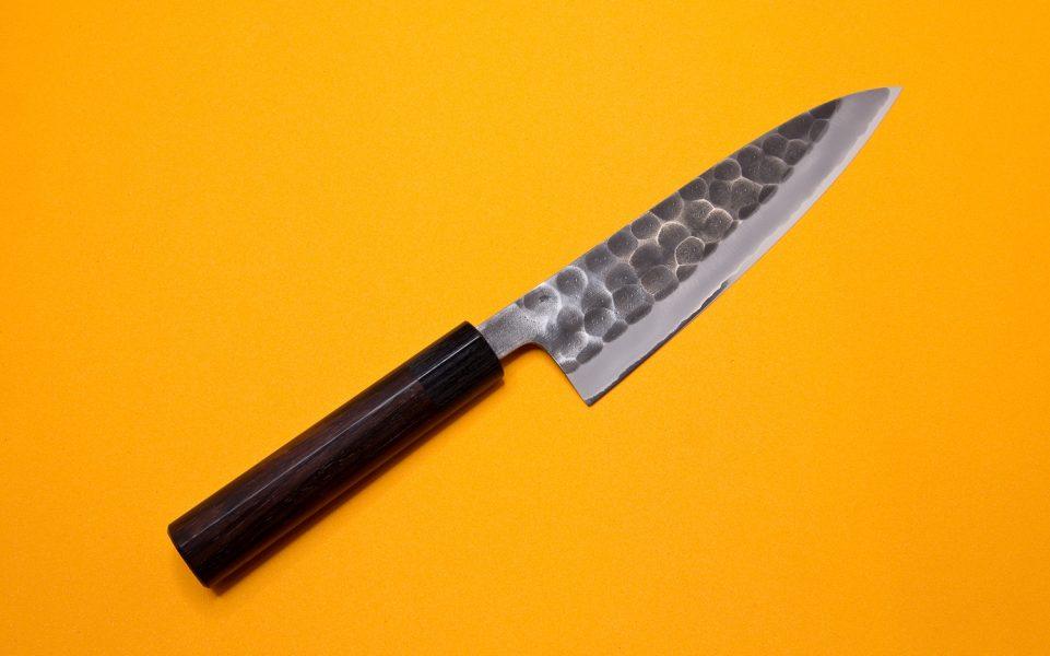 Como se fabrica la hoja de un cuchillo todas las formas y t cnicas - Cuchillo de cocina acero damasco ...