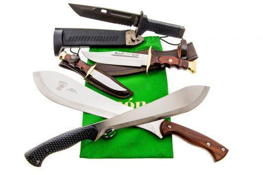 Navajas y cuchillos deportivos