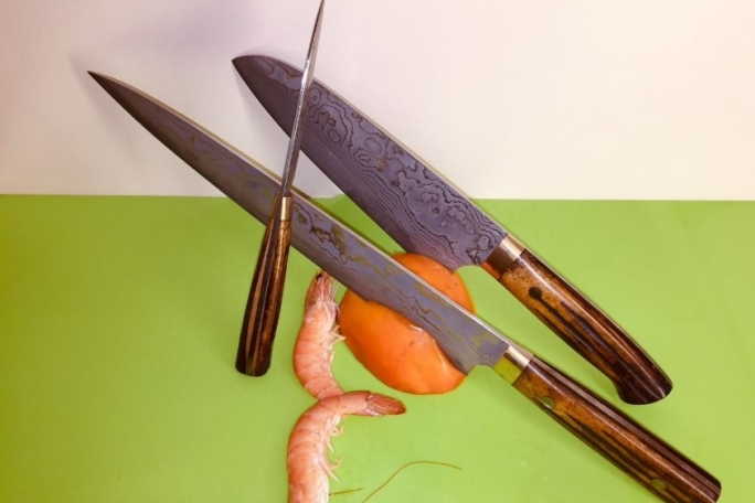 Cuchillos japoneses Takeshi Saji