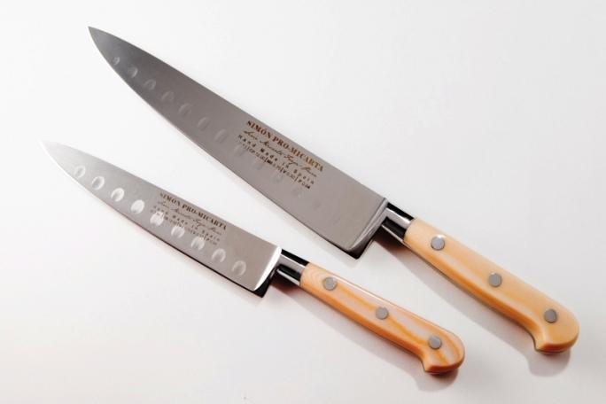 Cuchillos Simón PRO Micarta