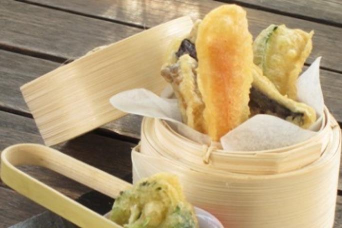 Recipientes cocina asiática