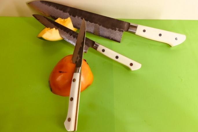 Cuchillos de cocina Tojiro Individual Micarta