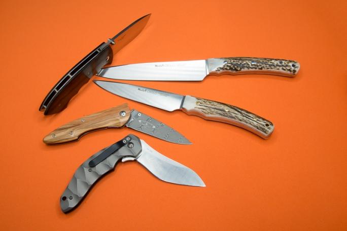 Navajas y cuchillos cazador